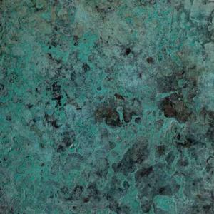 Antique Green Bronze Patina