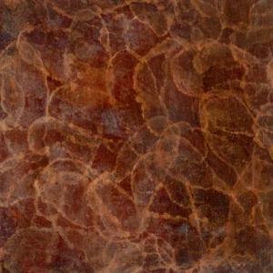 Camouflage Bronze Patina
