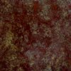 Red Verdigris Patina