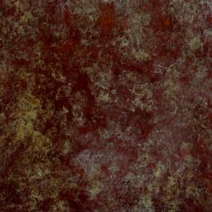 Red Verdigris Patina