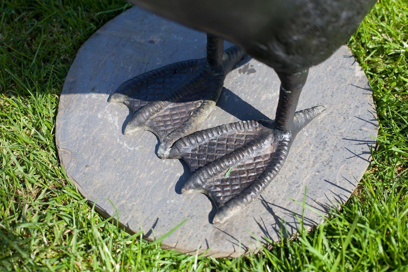 bronze-goose-gos01-feet
