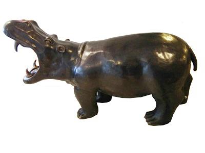 Brown Bronze Patina Example