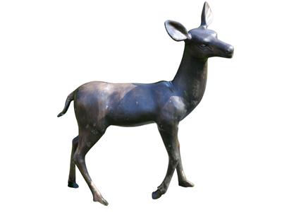 Bronze Doe
