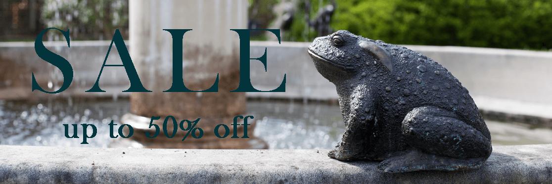 Bronze Garden Statues Sale