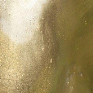 Gold Bronze Patina